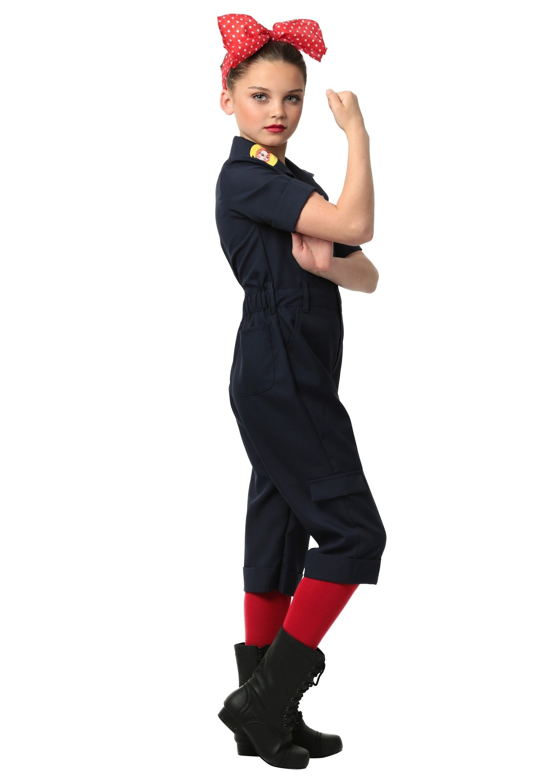 10 Great Halloween Costumes Ideas For Boys child hardworking lady costume 2 2021