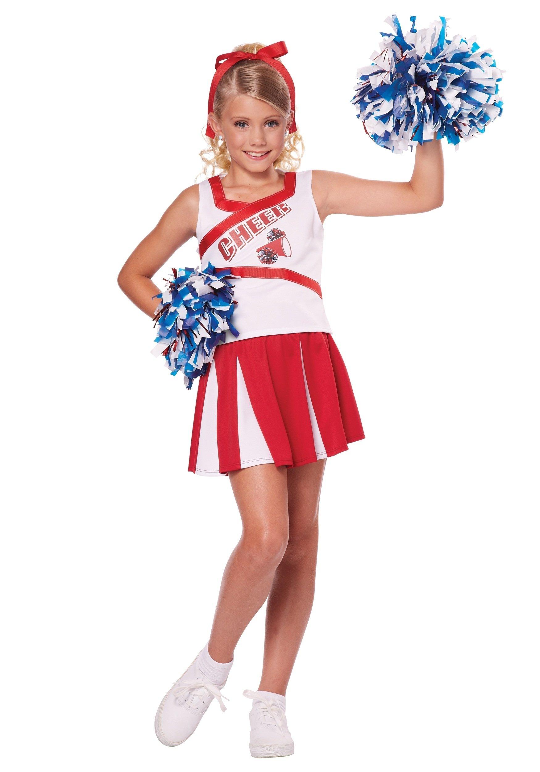 10 Ideal High School Halloween Costume Ideas child high school cheerleader costume 2021