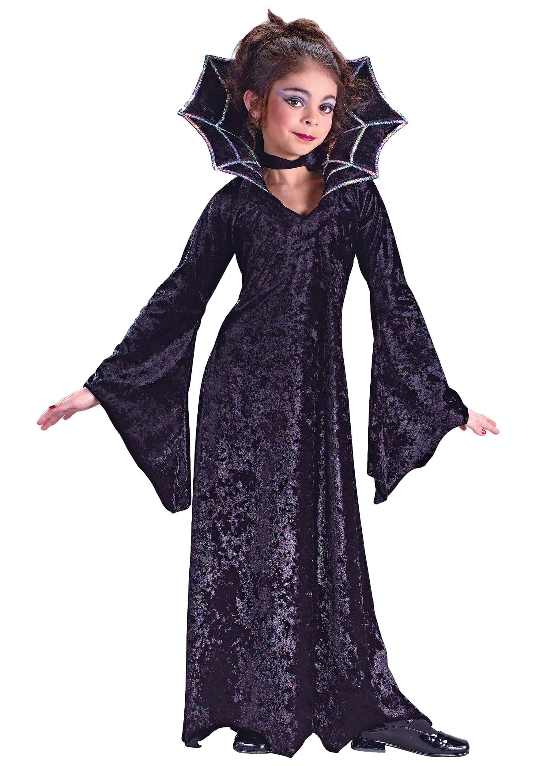 10 Ideal Halloween Costumes For Kids Ideas child spiderella costume 5 2021