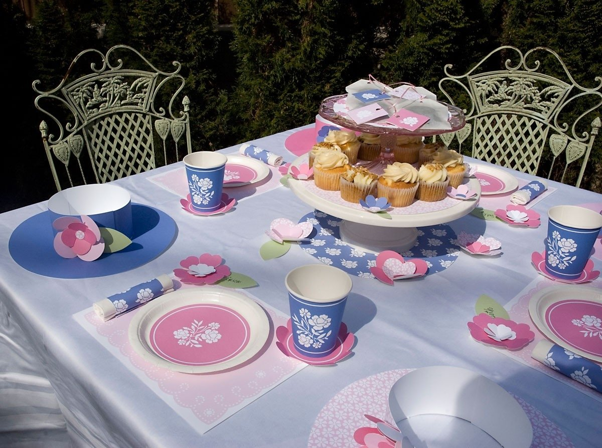 10 Attractive Tea Party Ideas For Girls child tea party birthday home party ideas 2020