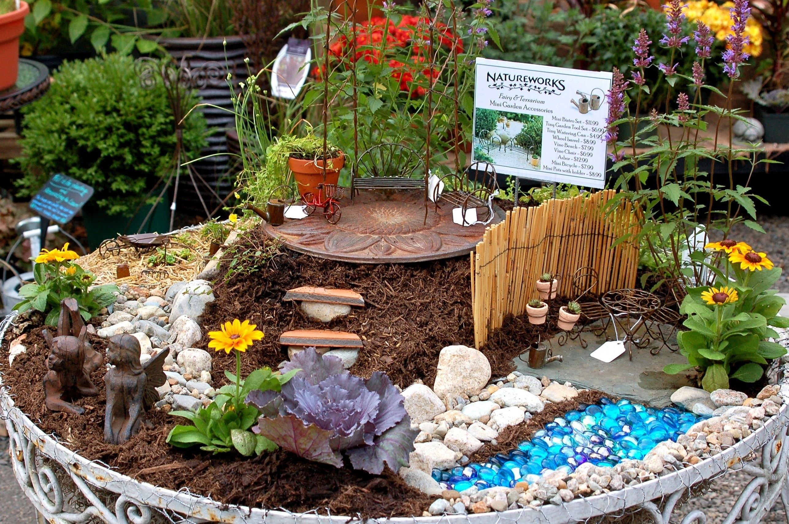 childrens fairy garden - wonderful fairy garden ideas for kids