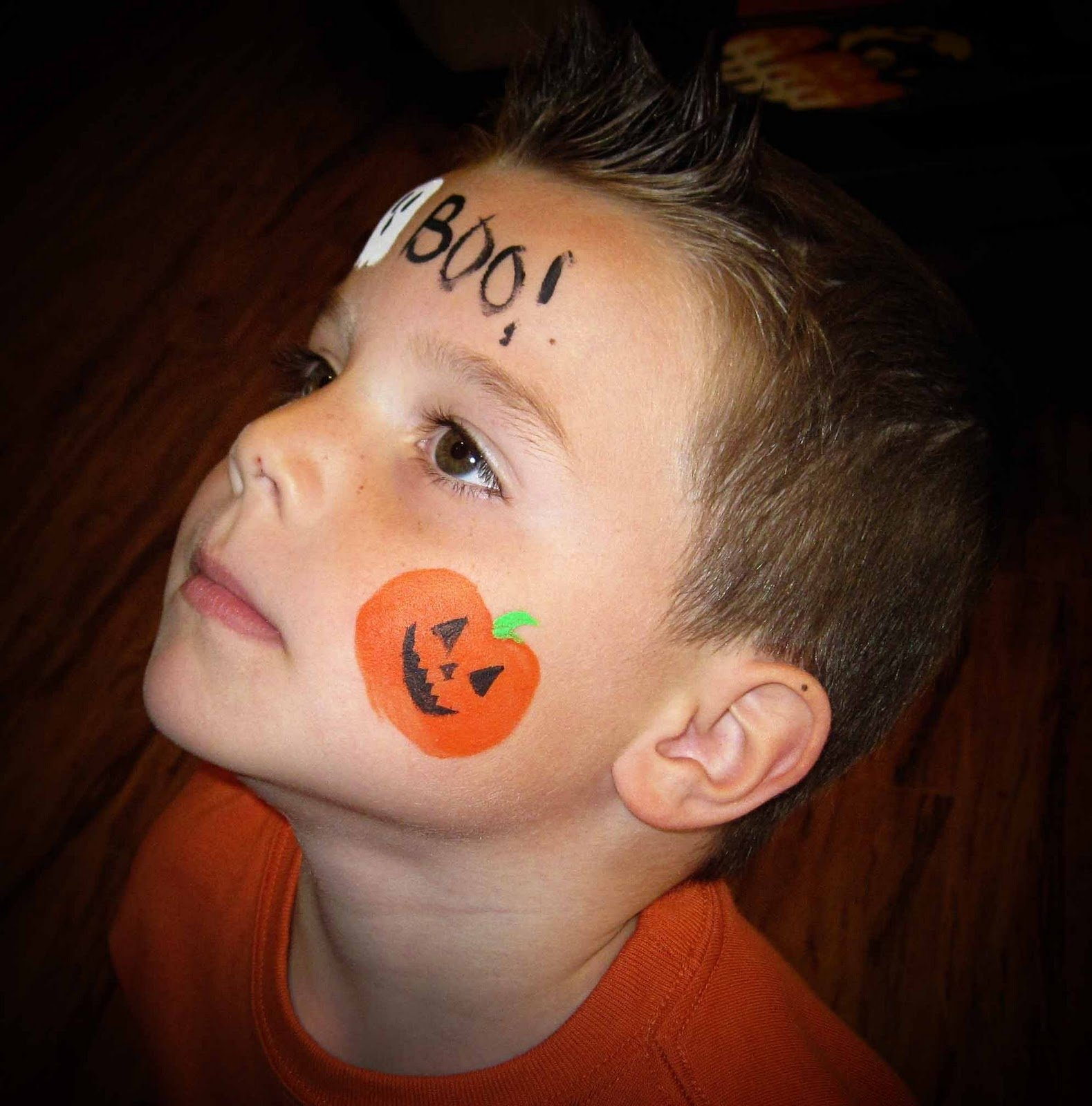 10 Amazing Simple Halloween Face Painting Ideas For Kids childrens learning activities halloween fun face painting 2020