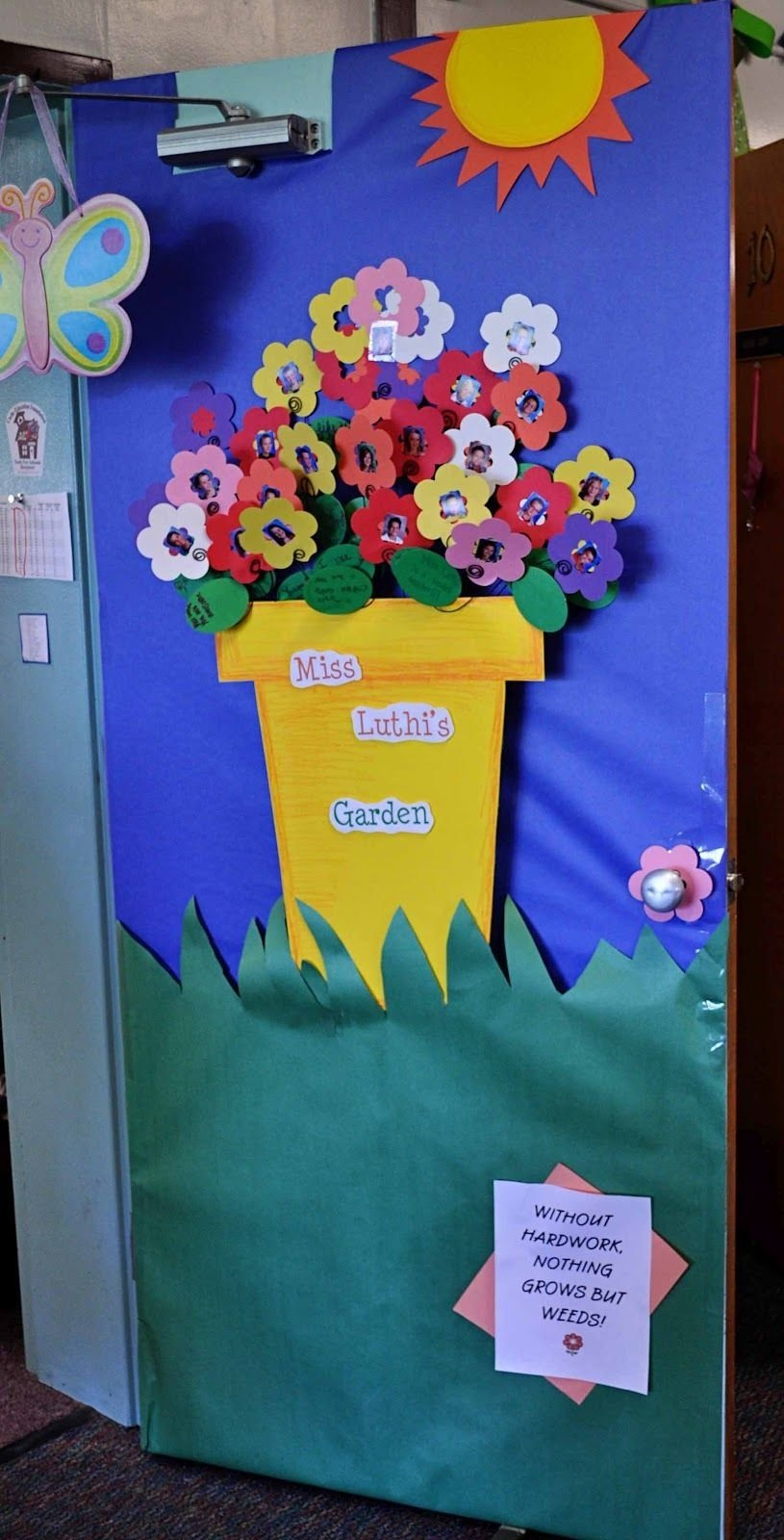 10 Beautiful Back To School Decoration Ideas childrens learning activities teacher appreciation week door 2021