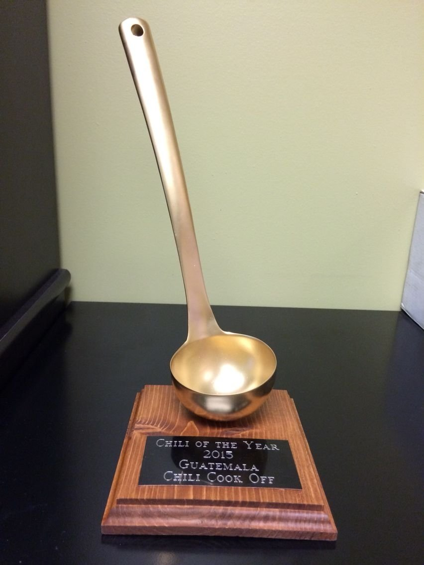 10 Attractive Chili Cook Off Trophy Ideas chili cook off trophy the golden ladle gifts pinterest chili 2020