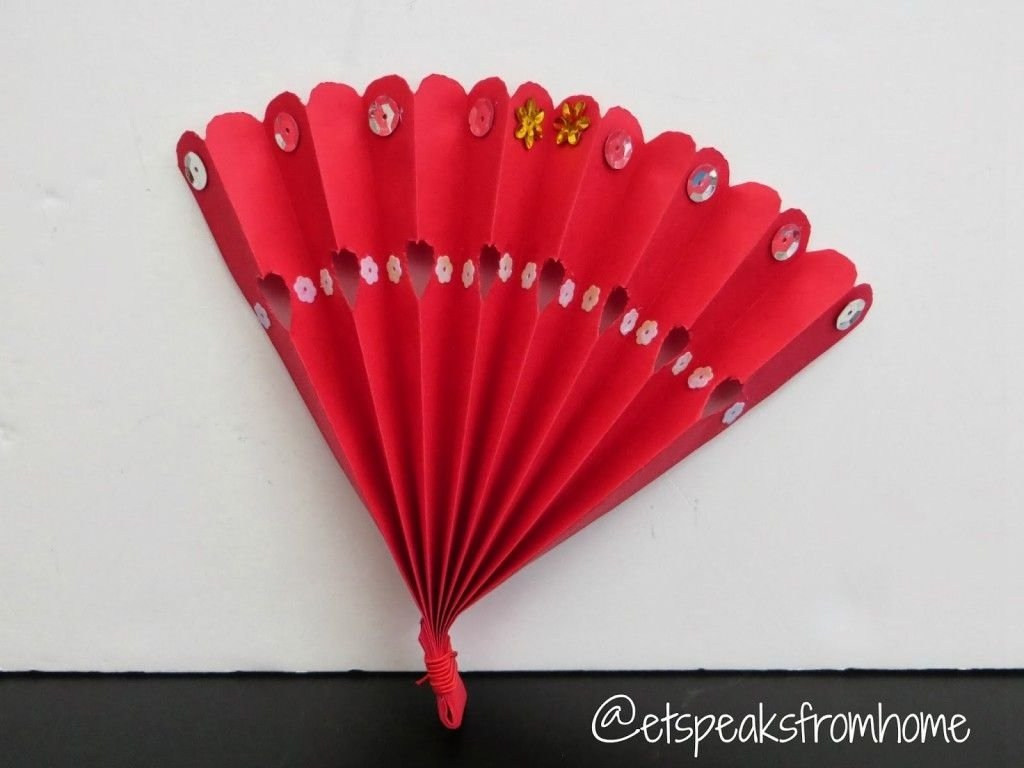chinese new year fan craft | my fave | pinterest | craft and blog