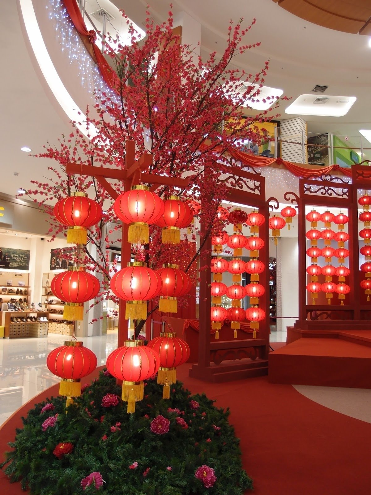 10 Fantastic Chinese New Year Decoration Ideas chinese new year outdoor decoration photograph xing fu ch 2020