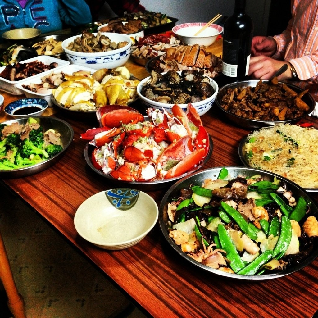 10 Stylish New Years Eve Dinner Ideas chinese new years eve dinner food for thought