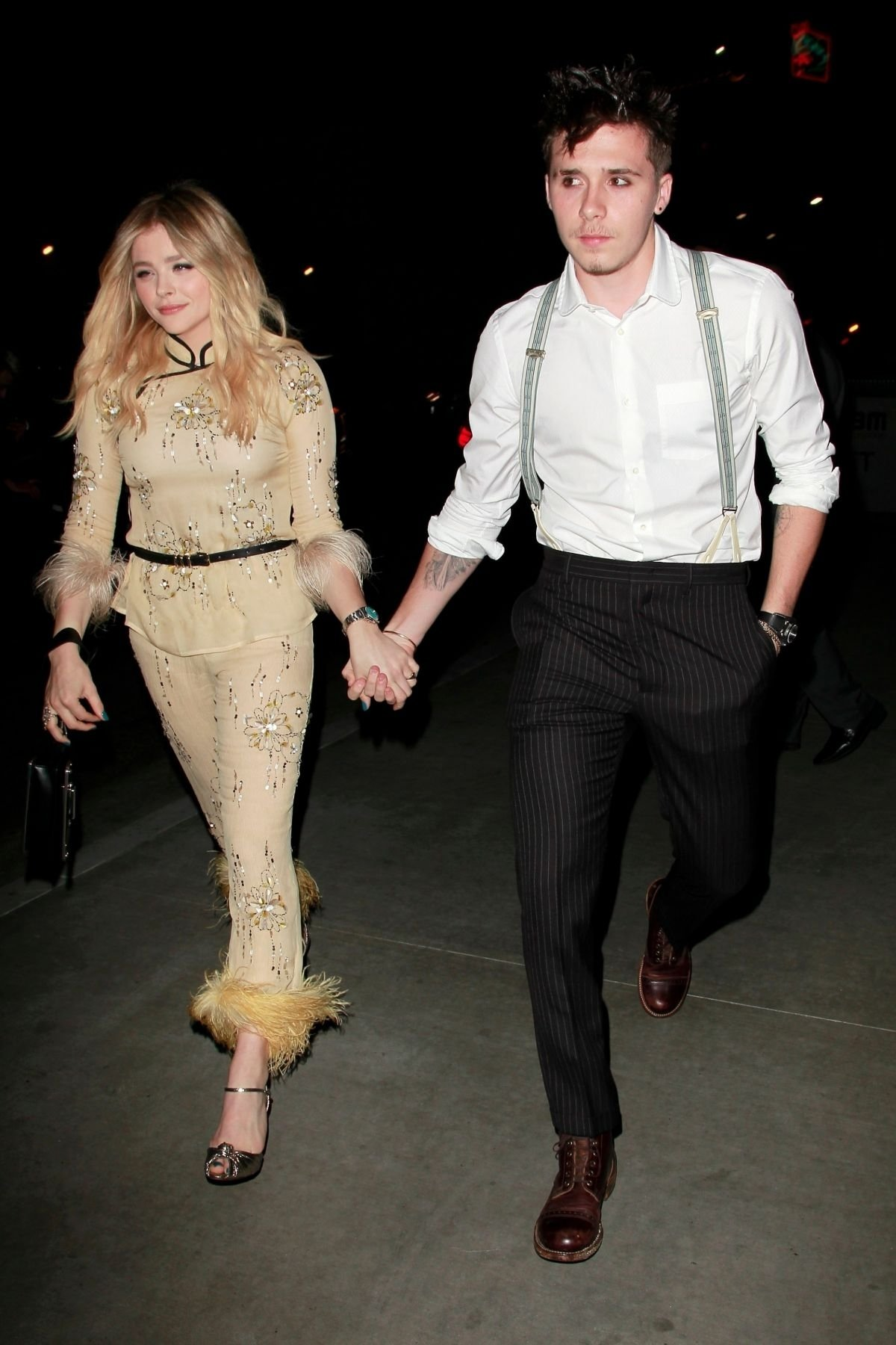 10 Most Recommended 21St Birthday Ideas Los Angeles chloe moretz celebrates her 21st birthday with brooklyn beckham in 1 2020