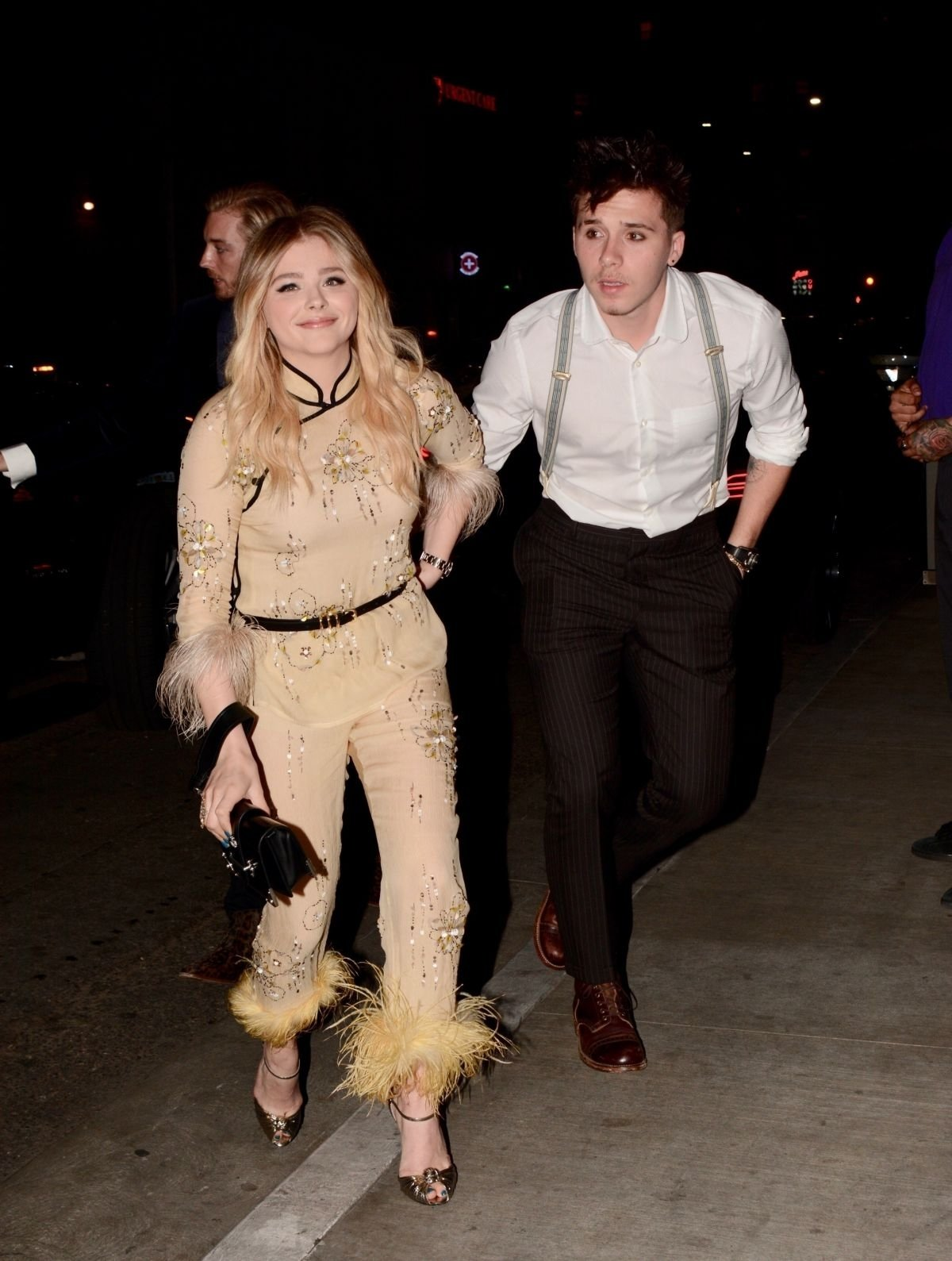 10 Most Recommended 21St Birthday Ideas Los Angeles chloe moretz celebrates her 21st birthday with brooklyn beckham in 2020