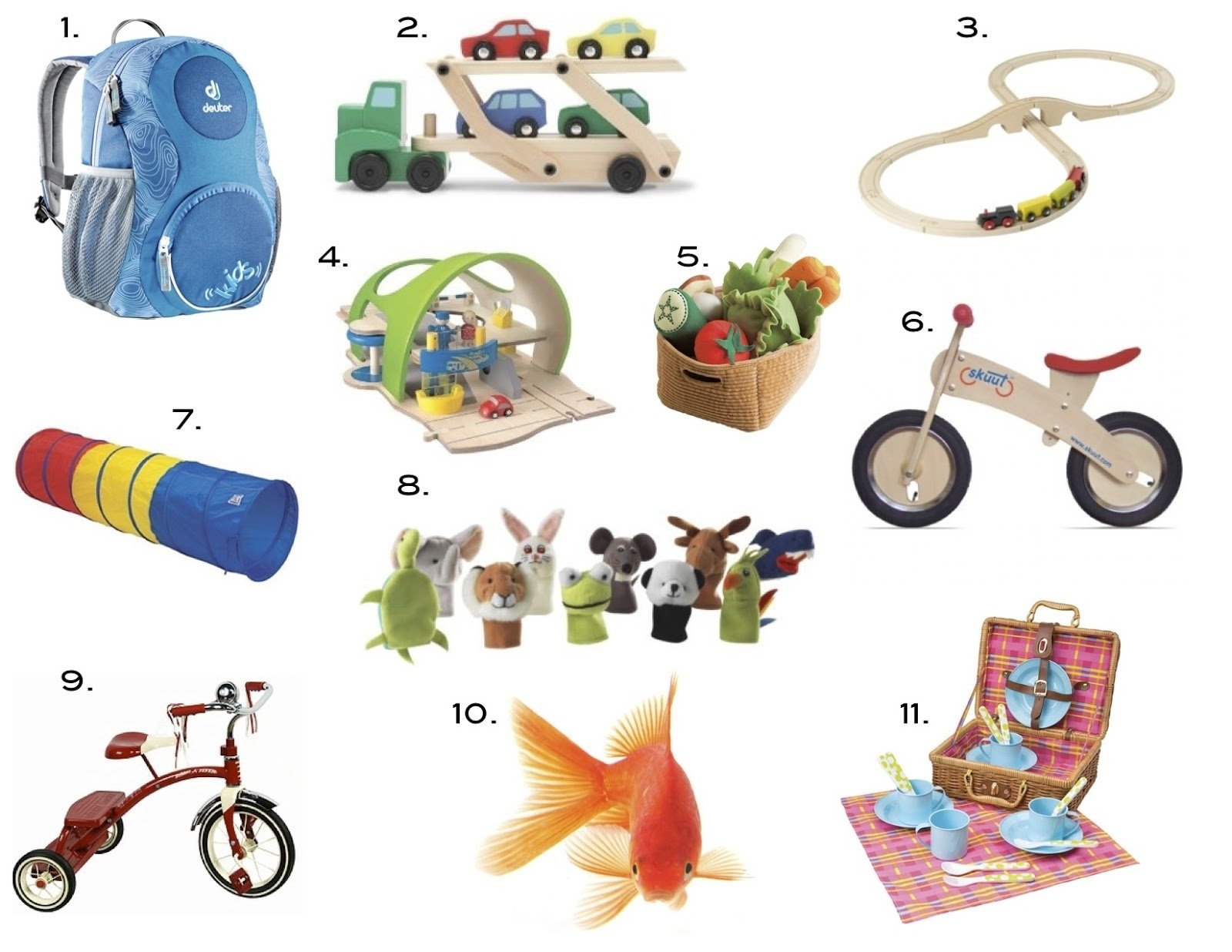 10 Pretty Christmas Gift Ideas For 2 Year Old Boy