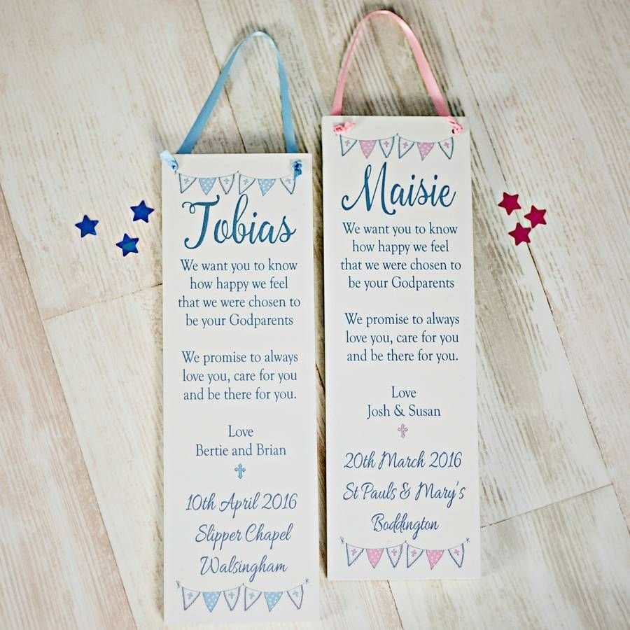 10 Unique Christening Gift Ideas For Boys christening baptism present gift personalised signrose cottage