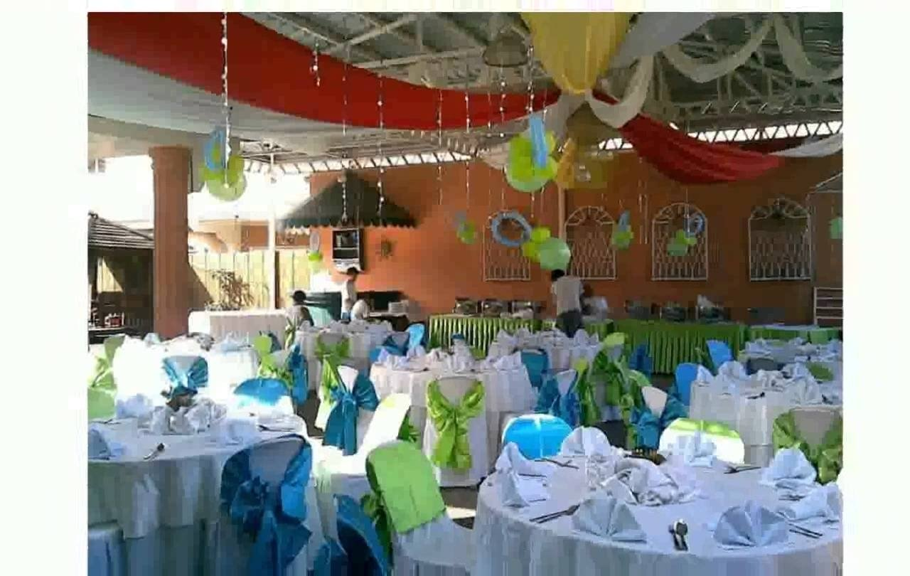 10 Famous Baptism Party Ideas For Boys christening decorations for boy and girl youtube 2020