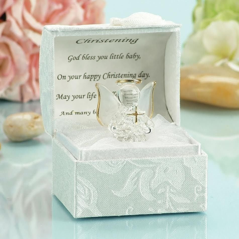 10 Spectacular Baptism Gift Ideas For Girls christening gift ideas for girls and boys baptism crystal angel with