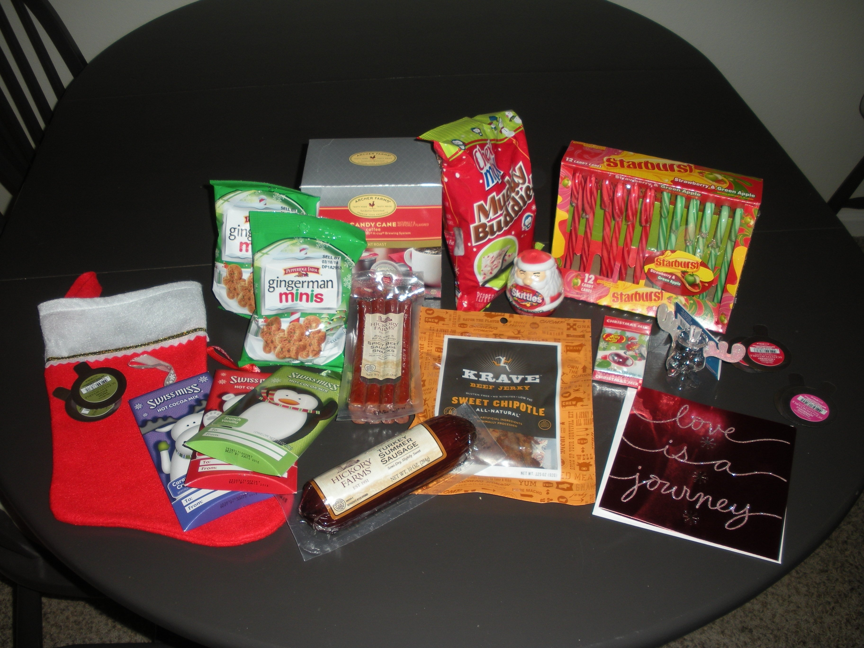 10 Ideal Christmas Care Package Ideas For Soldiers christmas across the miles holiday deployment care package ideas 1 2021
