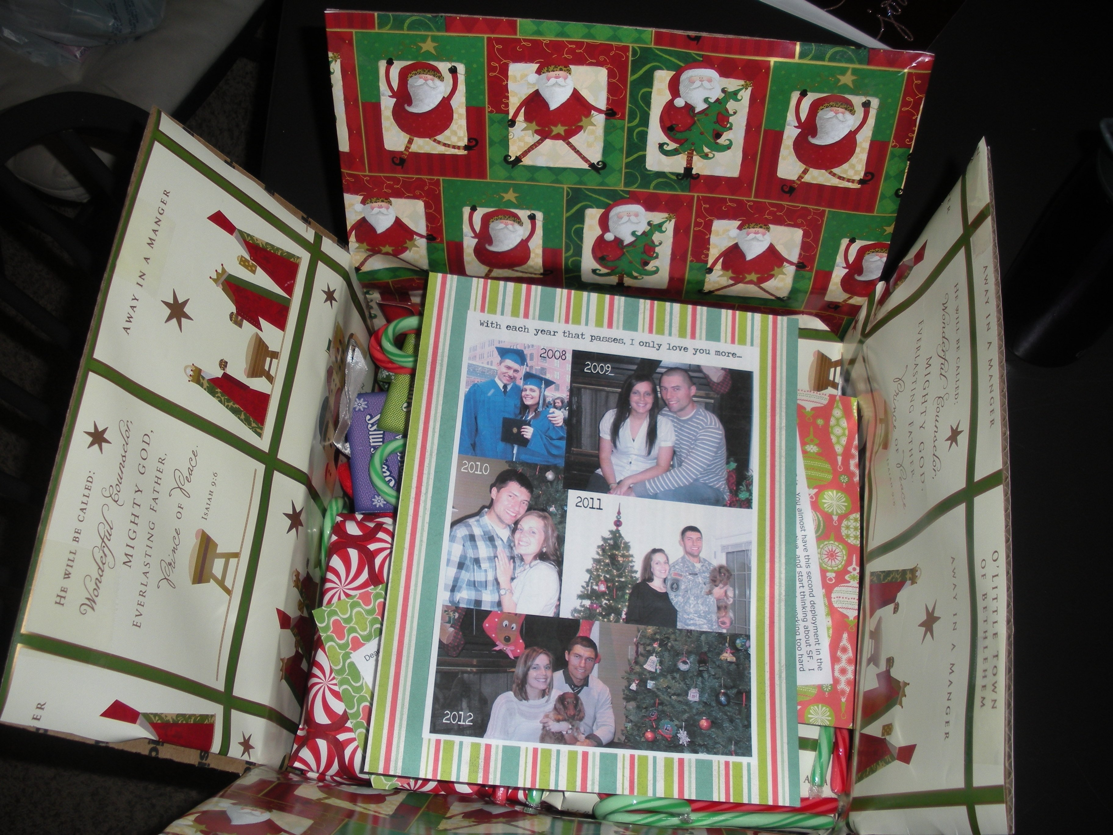 10 Ideal Christmas Care Package Ideas For Soldiers christmas across the miles holiday deployment care package ideas 2 2021