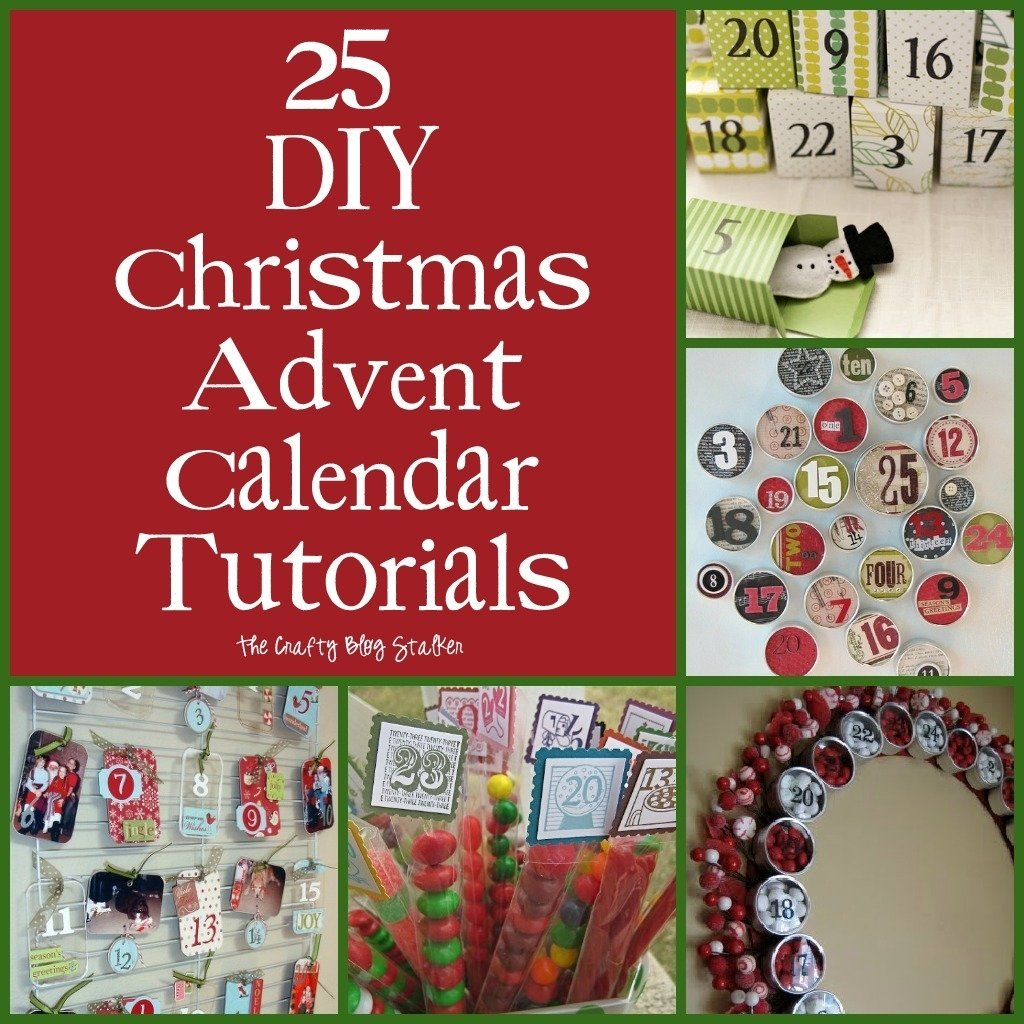 10 Beautiful Advent Calendar Ideas For Kids christmas advent calendar inspiration board birthday countdown 2020