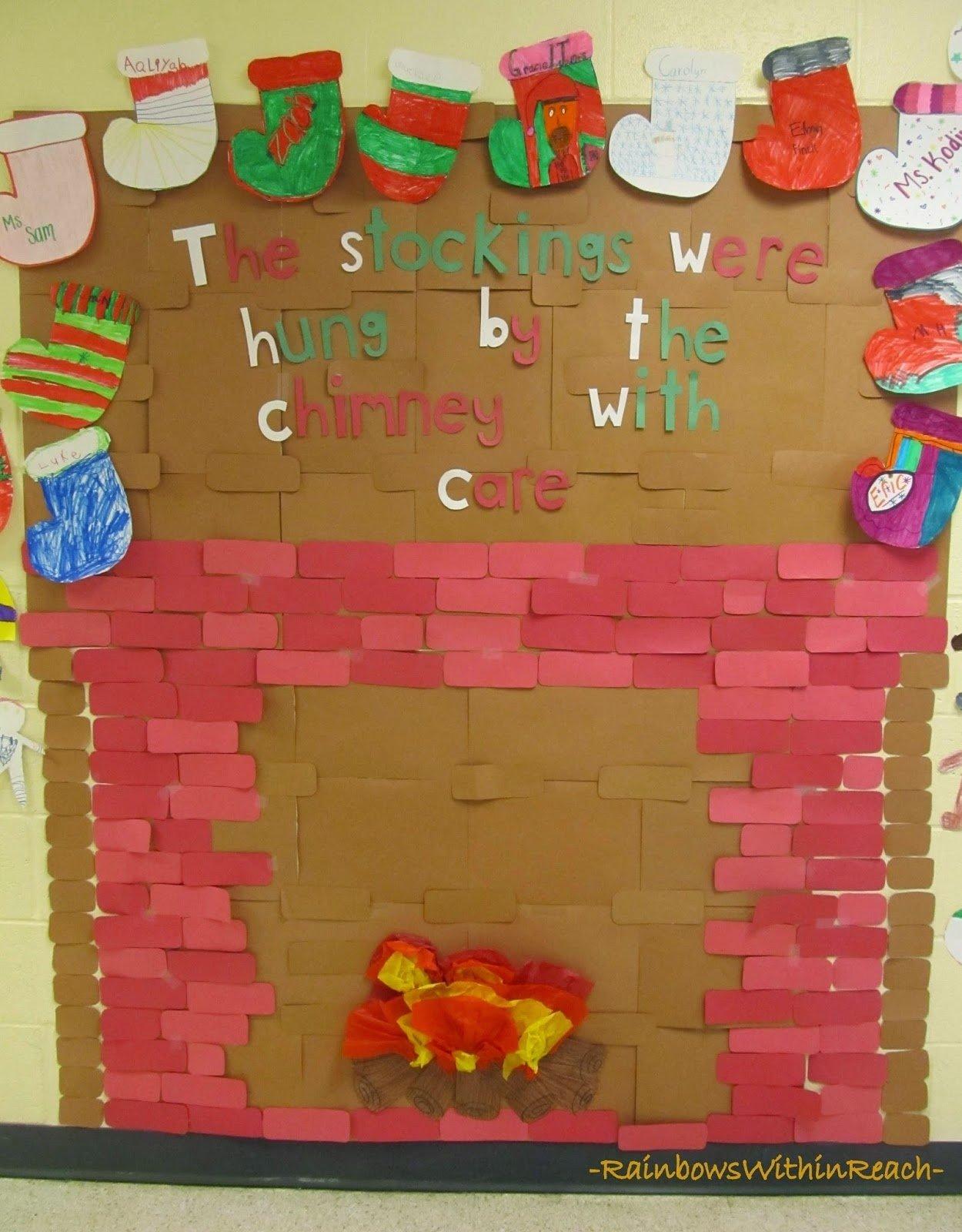 10 Lovable Christmas Bulletin Board Ideas For Teachers christmas bulletin board ideas showcase christmas bulletin boards 1 2020