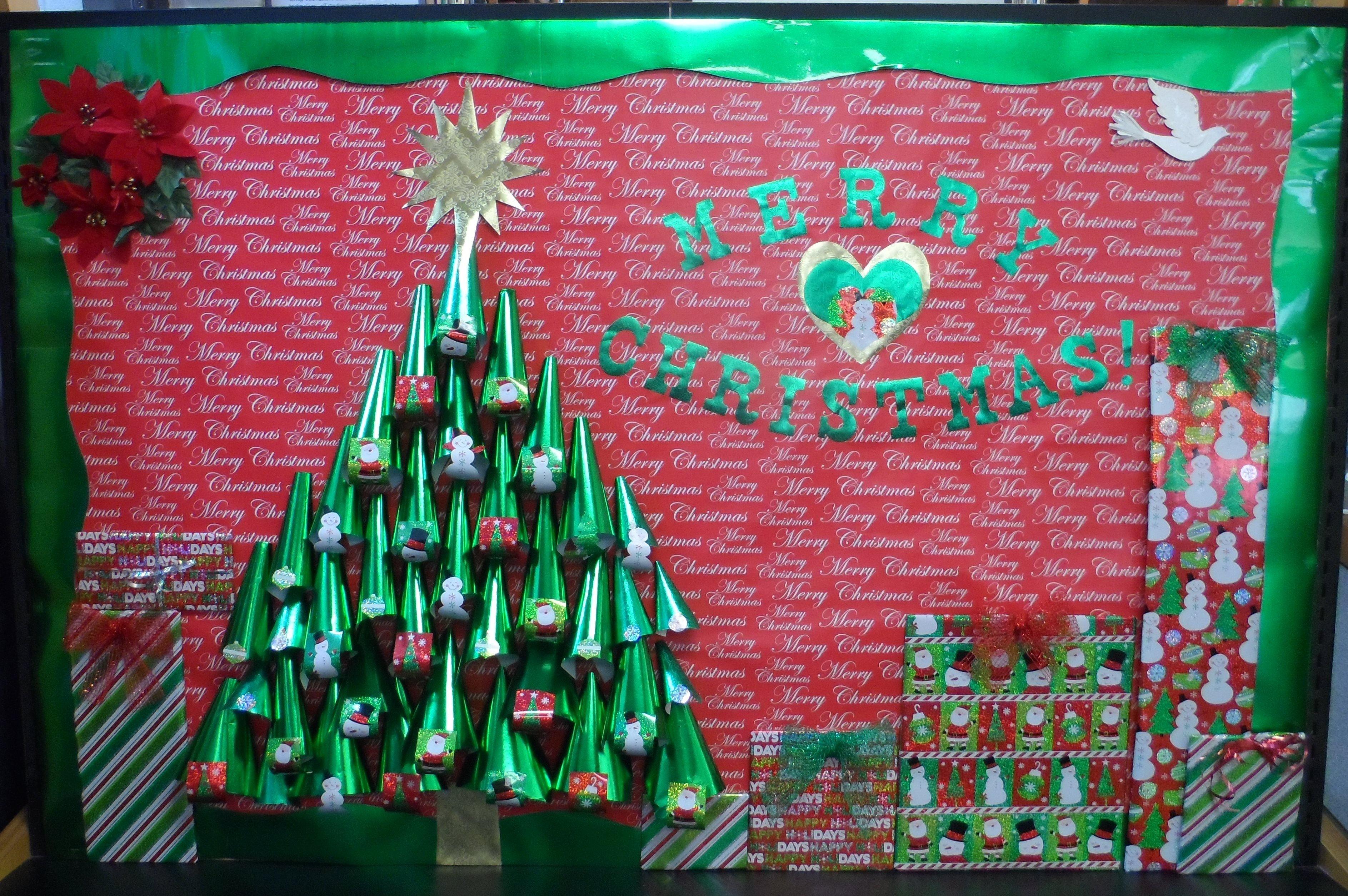 10 Attractive Christmas Tree Bulletin Board Ideas christmas bulletin board pics4learning 2021