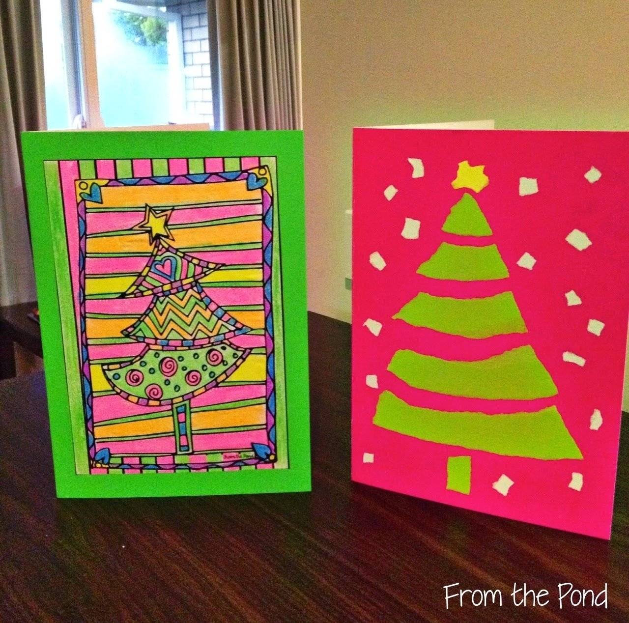 10 Fantastic Picture Ideas For Christmas Cards christmas card ideas from the pond 1