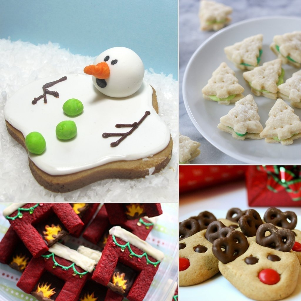 christmas cookie exchange recipes for kids | popsugar moms