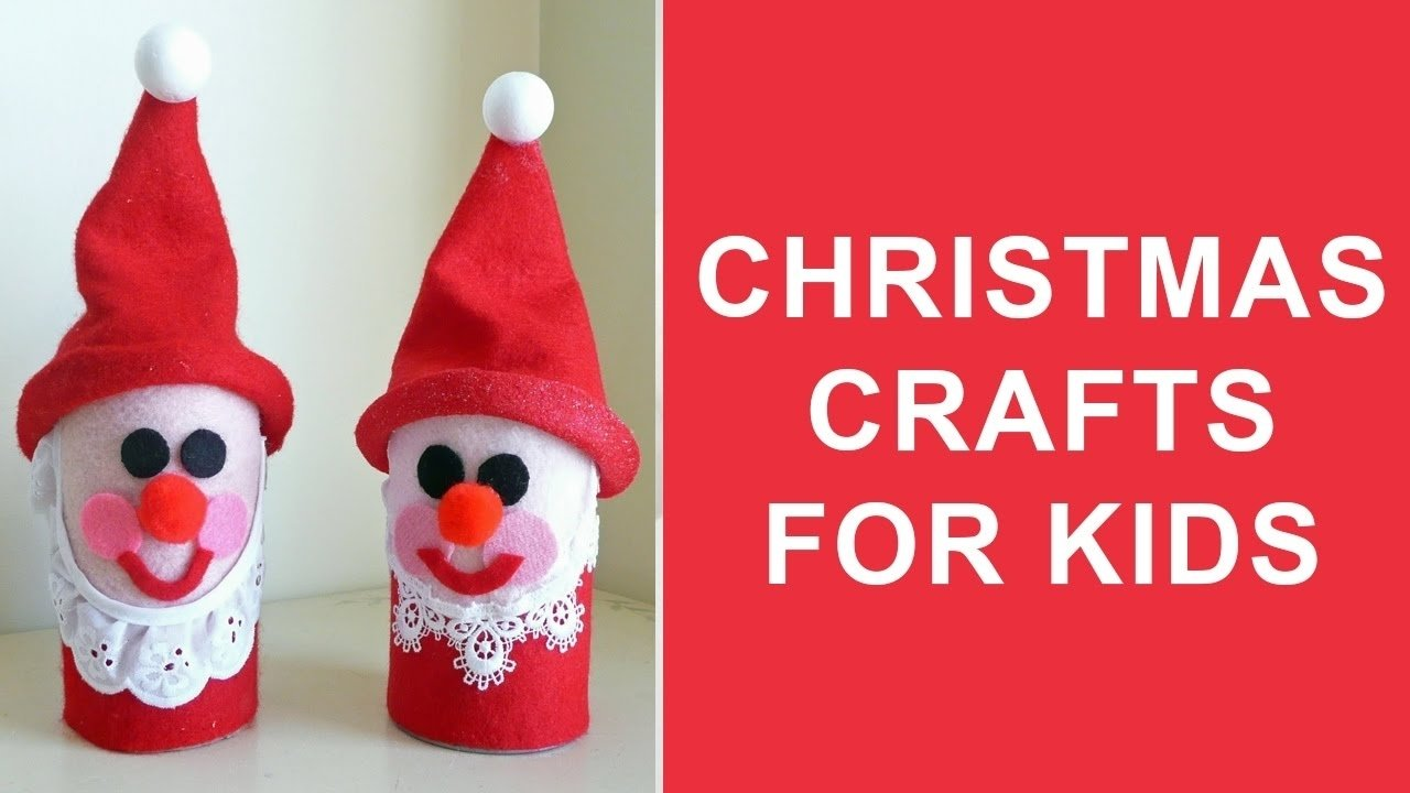 10 Ideal Christmas Ideas For Kids To Make christmas crafts for kids easy christmas craft ideas for kids to