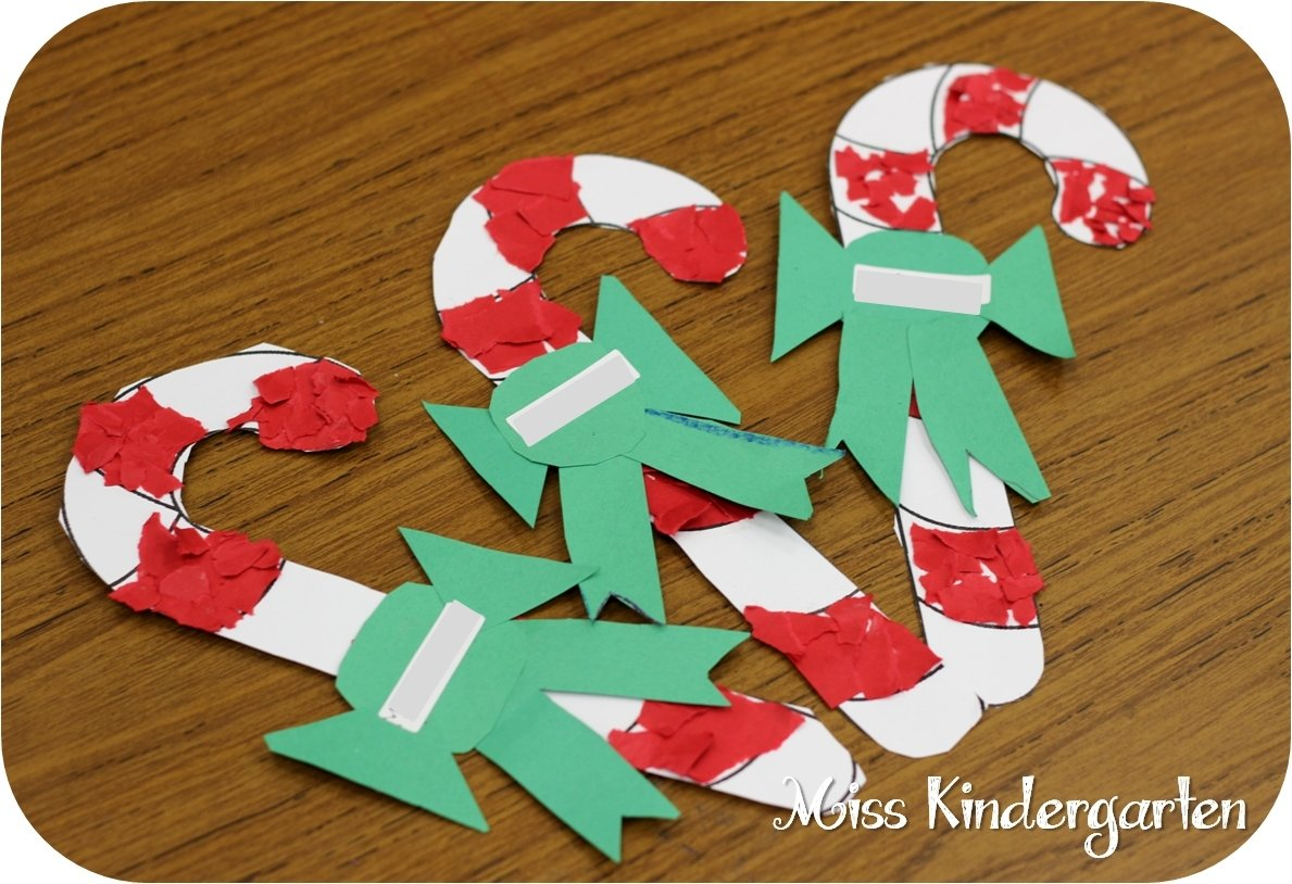 Christmas Arts And Crafts Ideas For Kindergarten | Crafting