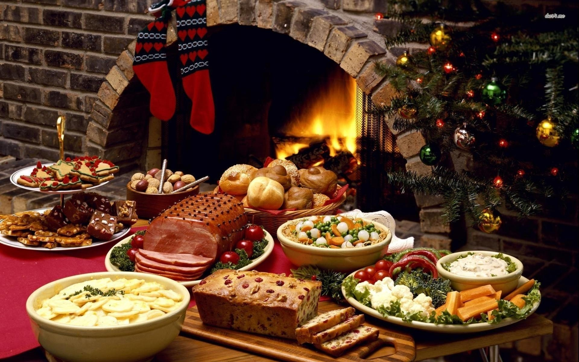 10 Stunning Christmas Dinner Ideas For A Crowd christmas dinner ideas for a crowd nontraditional menu 2016 2017 2020