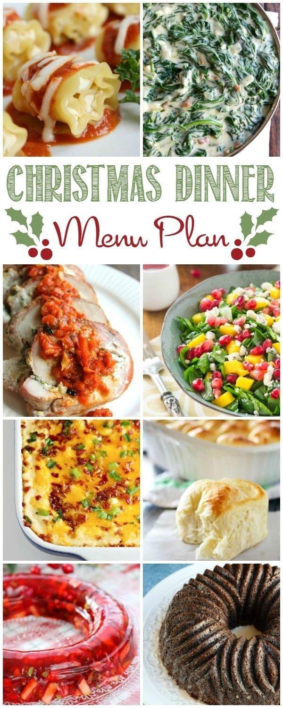 10 Cute Traditional Christmas Dinner Menu Ideas christmas dinner menu plan christmas dinner menu menu planning 1 2021
