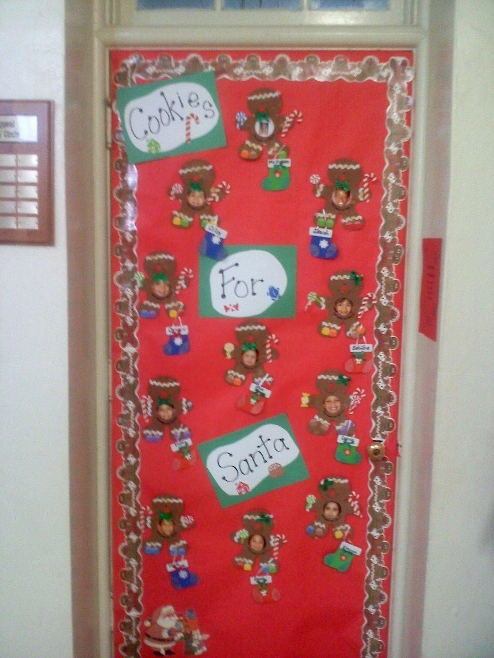 10 Wonderful Christmas Door Ideas For School christmas door decoration ideas office school doors ideas home