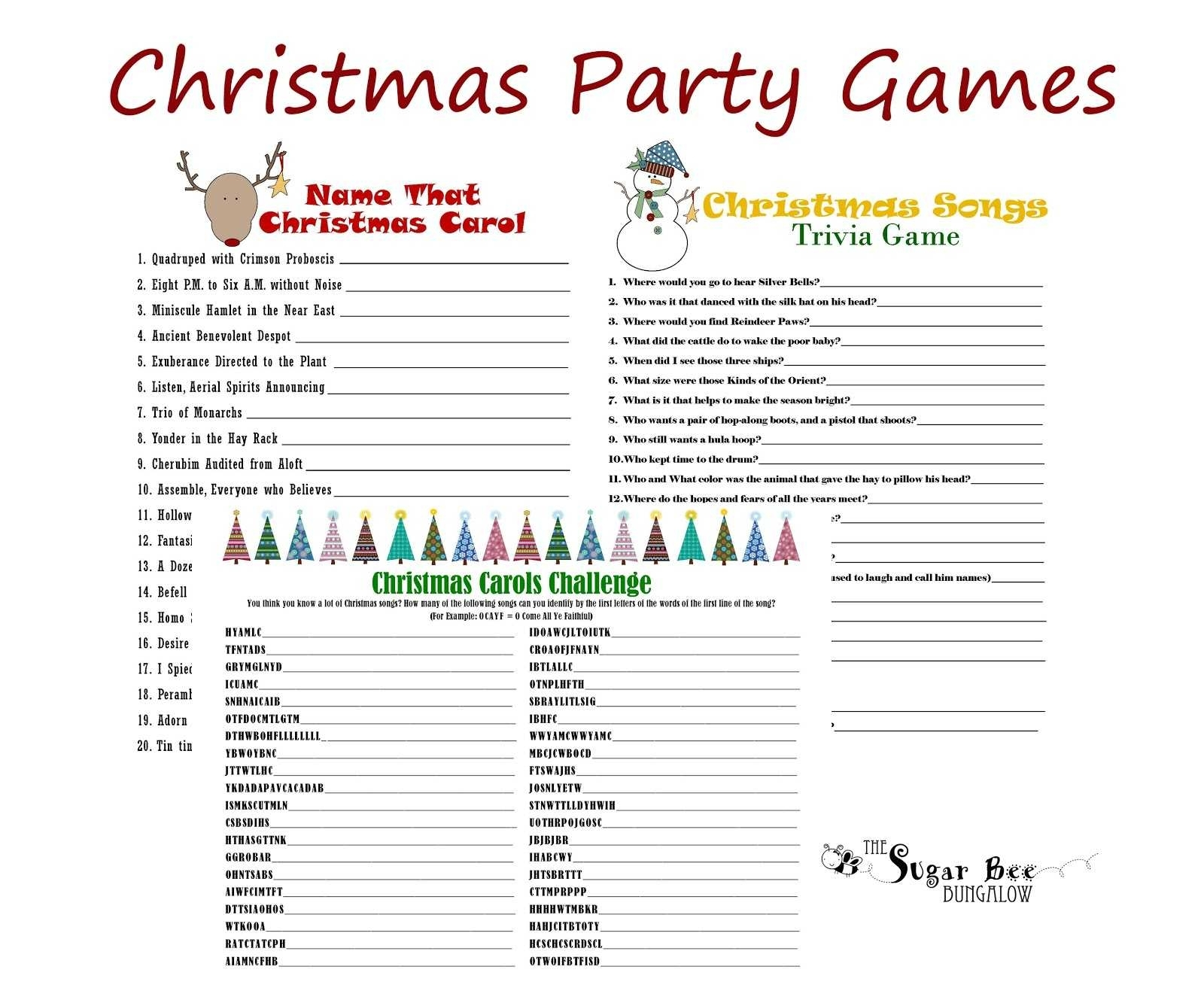 10 Most Recommended Fun Ideas For Company Christmas Parties %name 2021