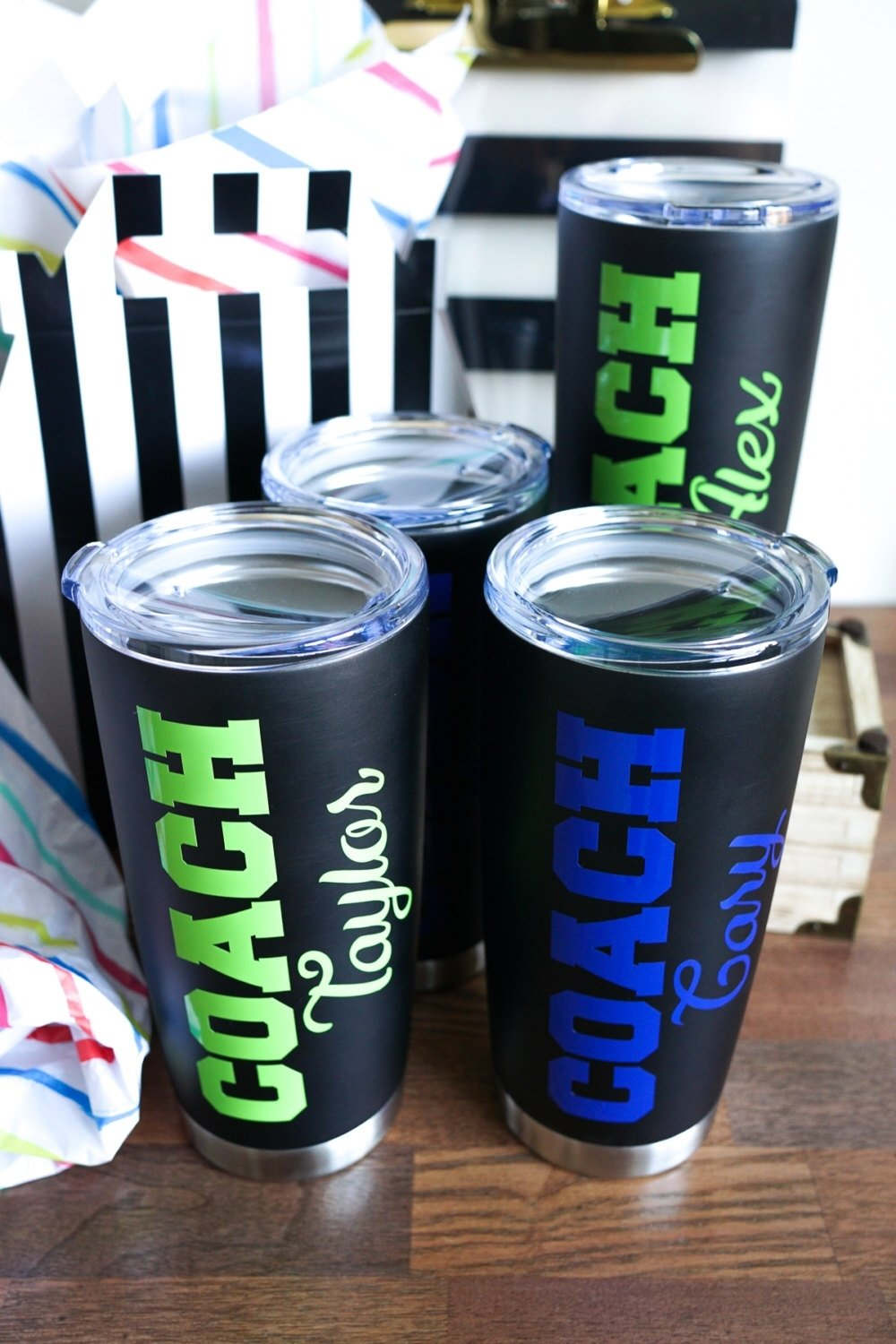 10 Ideal Gift Ideas For Soccer Coach christmas gift coach stainless steel tumbler coach gift soccer & 10 Ideal Gift Ideas For Soccer Coach 2019