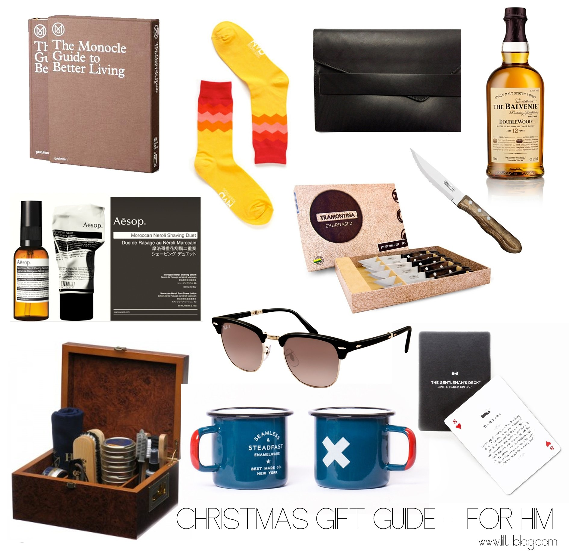 10 Lovable Best Gift Ideas For Men 2013 christmas gift guide for him 5 2020