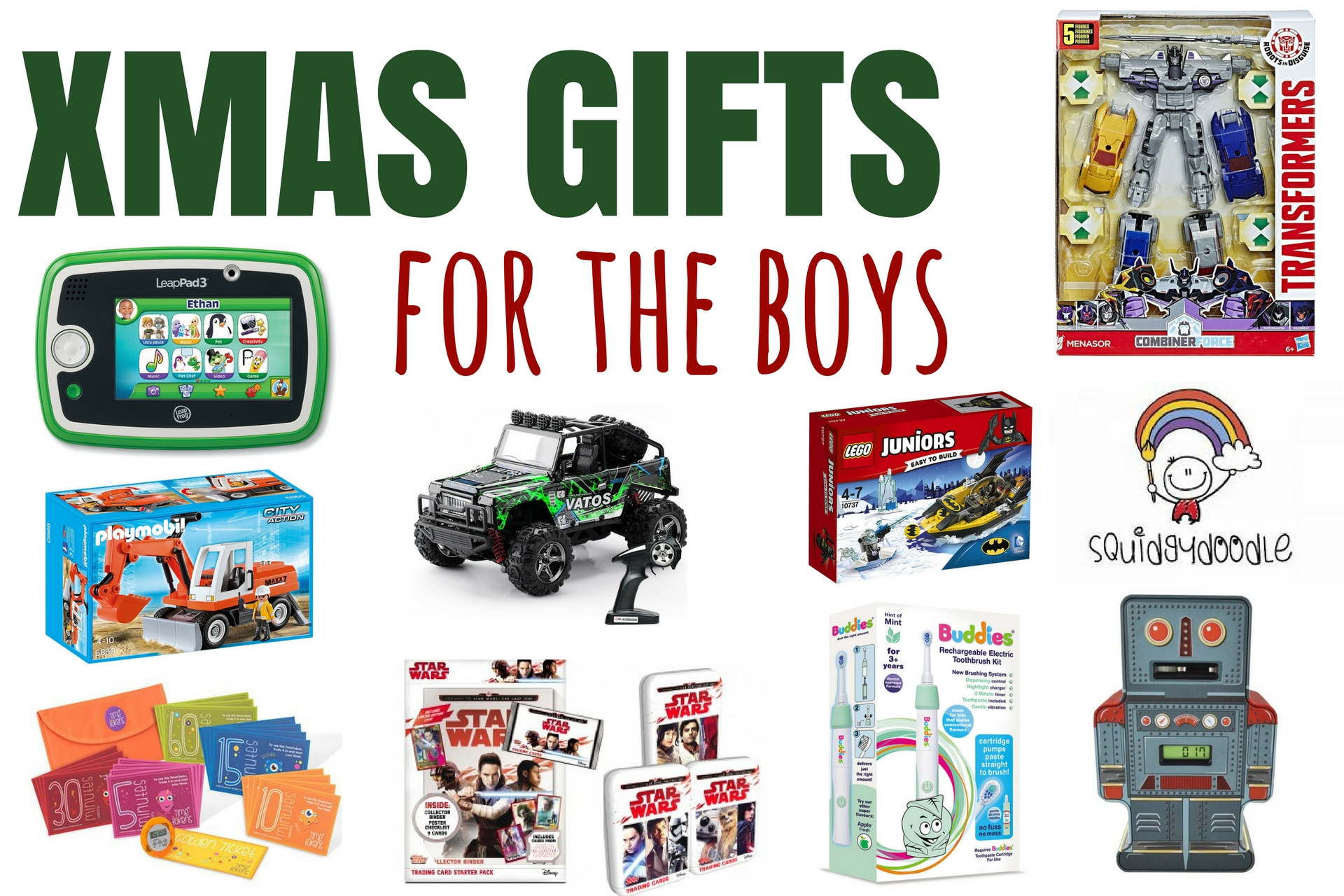 10 Attractive Holiday Gift Ideas For Kids christmas gift guide xmas gift ideas for boys southern mummy 2021