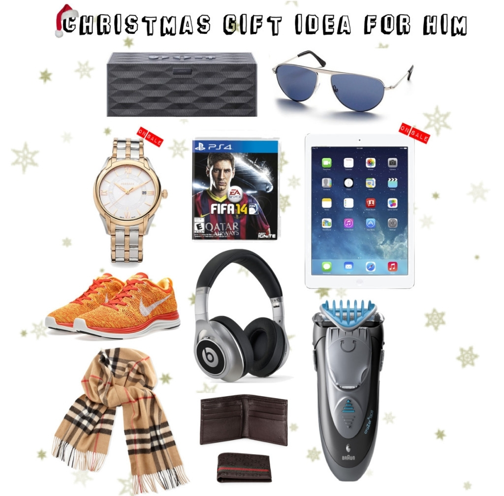 christmas gift idea for him | royal fashionist