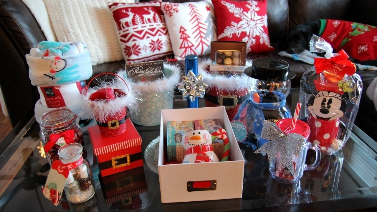 10 Spectacular Inexpensive Christmas Gift Ideas For Coworkers christmas gift ideas cute packaging ideas mostly inexpensive 9 2020