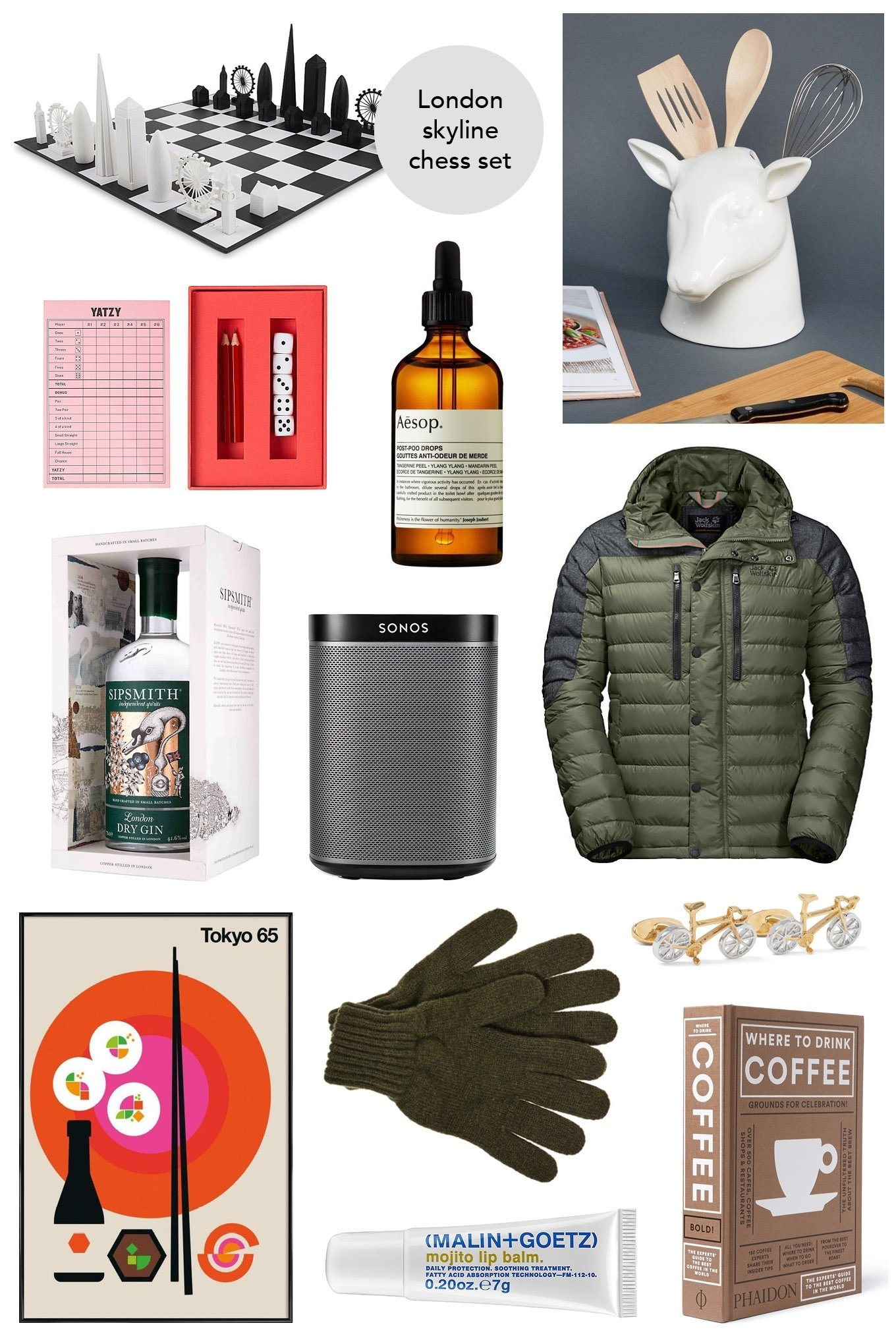 10 Pretty Gift Ideas For A Man christmas gift ideas for him 2017 cocos tea party 2020