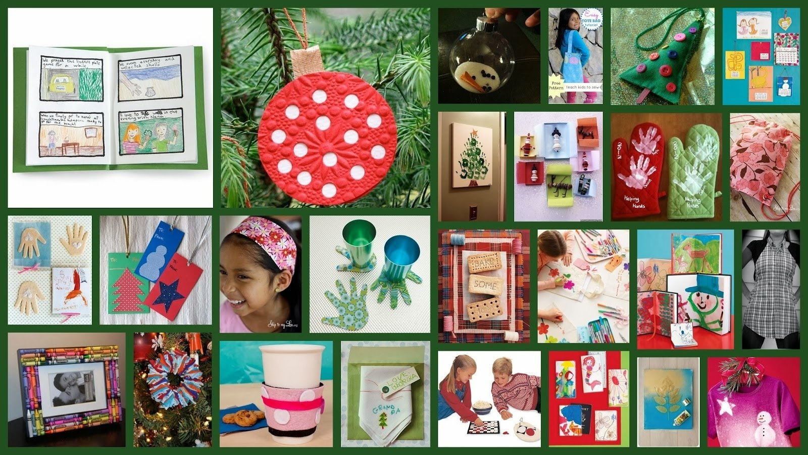 10 Amazing Homemade Christmas Gift Ideas For Kids