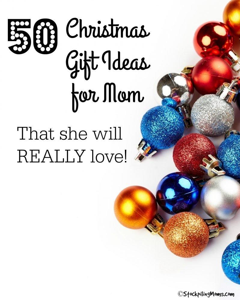 10 Fabulous Christmas Gift Ideas For Moms christmas gift ideas for mom 2020
