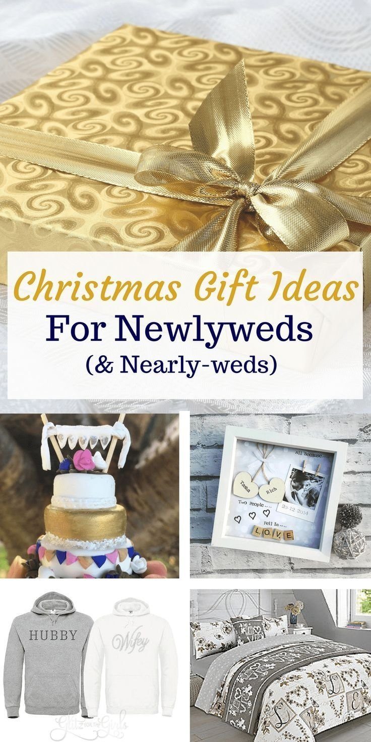 christmas gift ideas for newlyweds and nearly-weds | christmas gifts