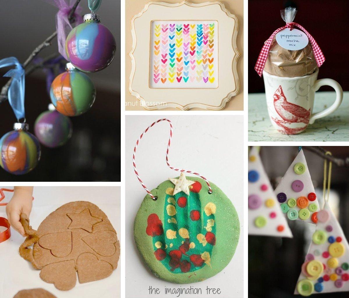 10 Most Popular Kids Christmas Craft Gift Ideas christmas gift ideas for preschoolers to make free preschool