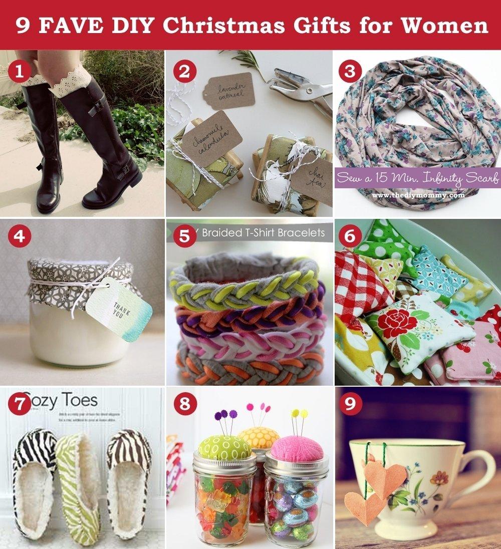10 Beautiful Creative Christmas Gift Ideas For Wife