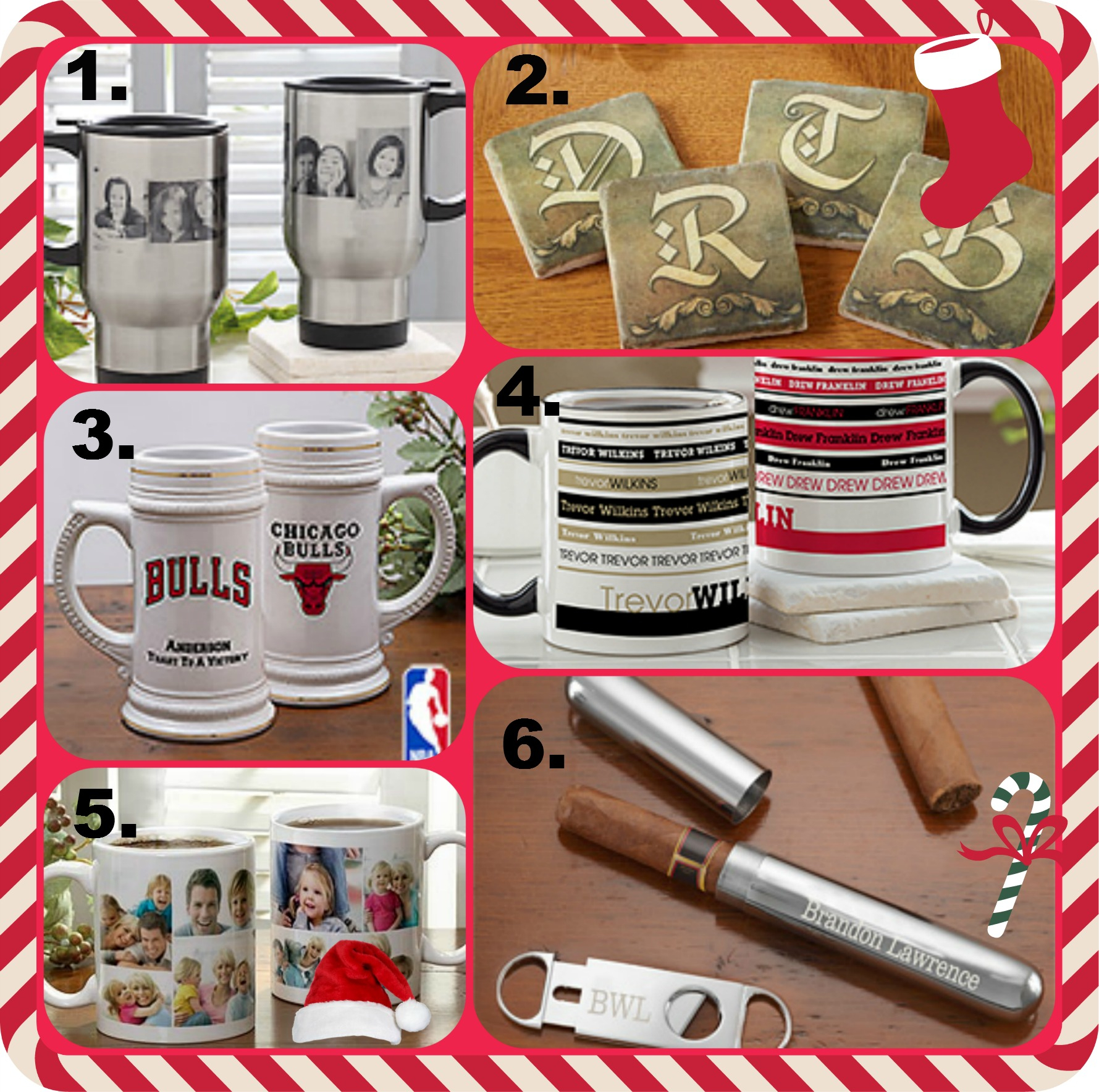 christmas gift ideas (part 1 : for husband/boyfriend/fiance or the