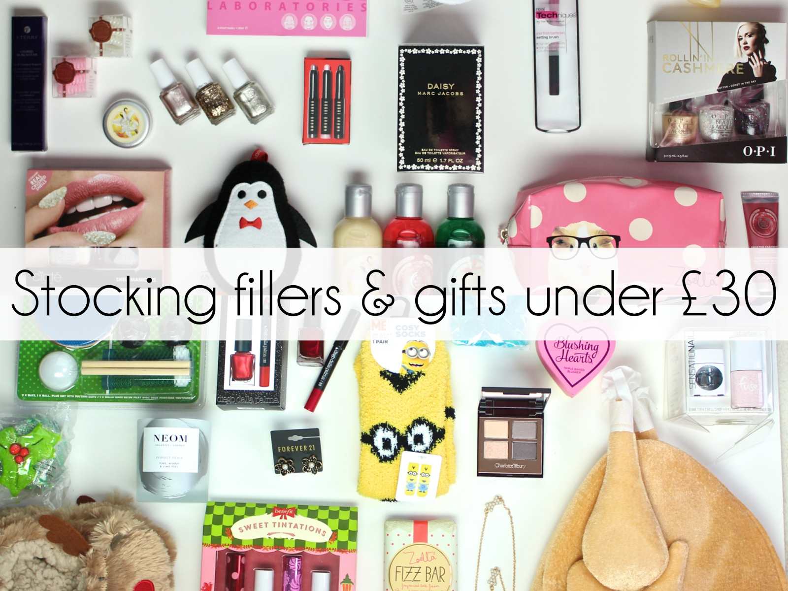 10 Beautiful Gift Ideas For Women 30 christmas gift ideas stocking fillers and gifts under 30 flutter 1