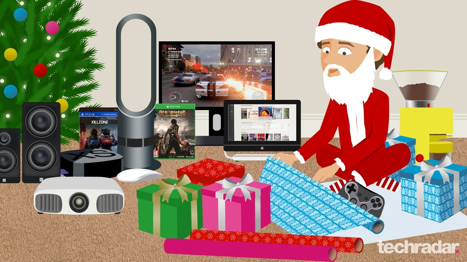 10 Spectacular Top Christmas Gift Ideas 2013 christmas gift ideas top christmas gifts for 2014 techradar 2020