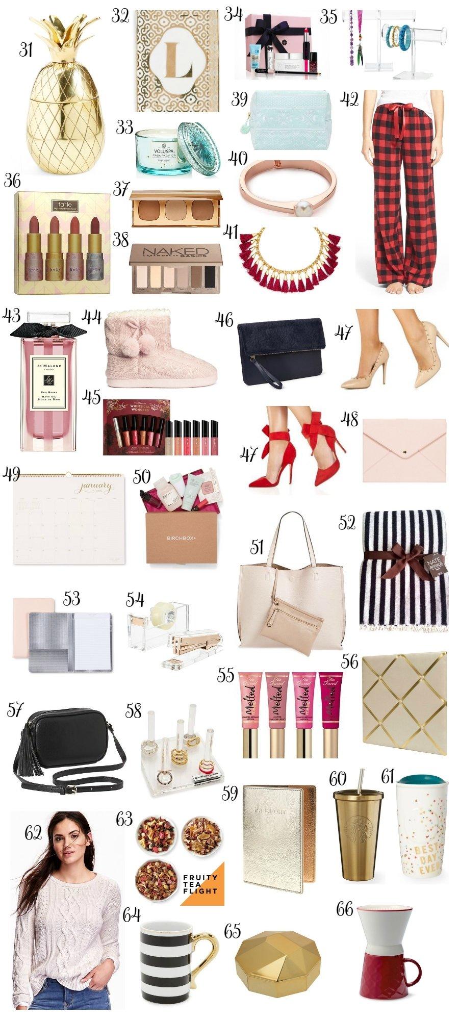 10 Beautiful Gift Ideas For Women 30 christmas gift ideas under 30 ashley brooke nicholas 3