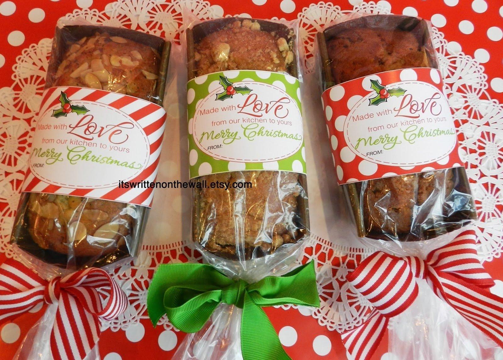 10 Elegant Food Gift Ideas For Christmas christmas gift ideas with others christmas food tag all 3 doilie 2020