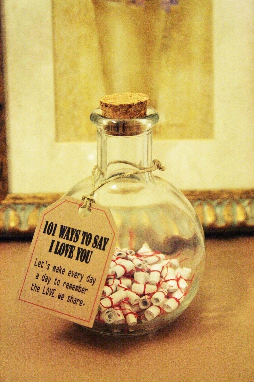 10 Nice Homemade Gift Ideas For Girlfriend