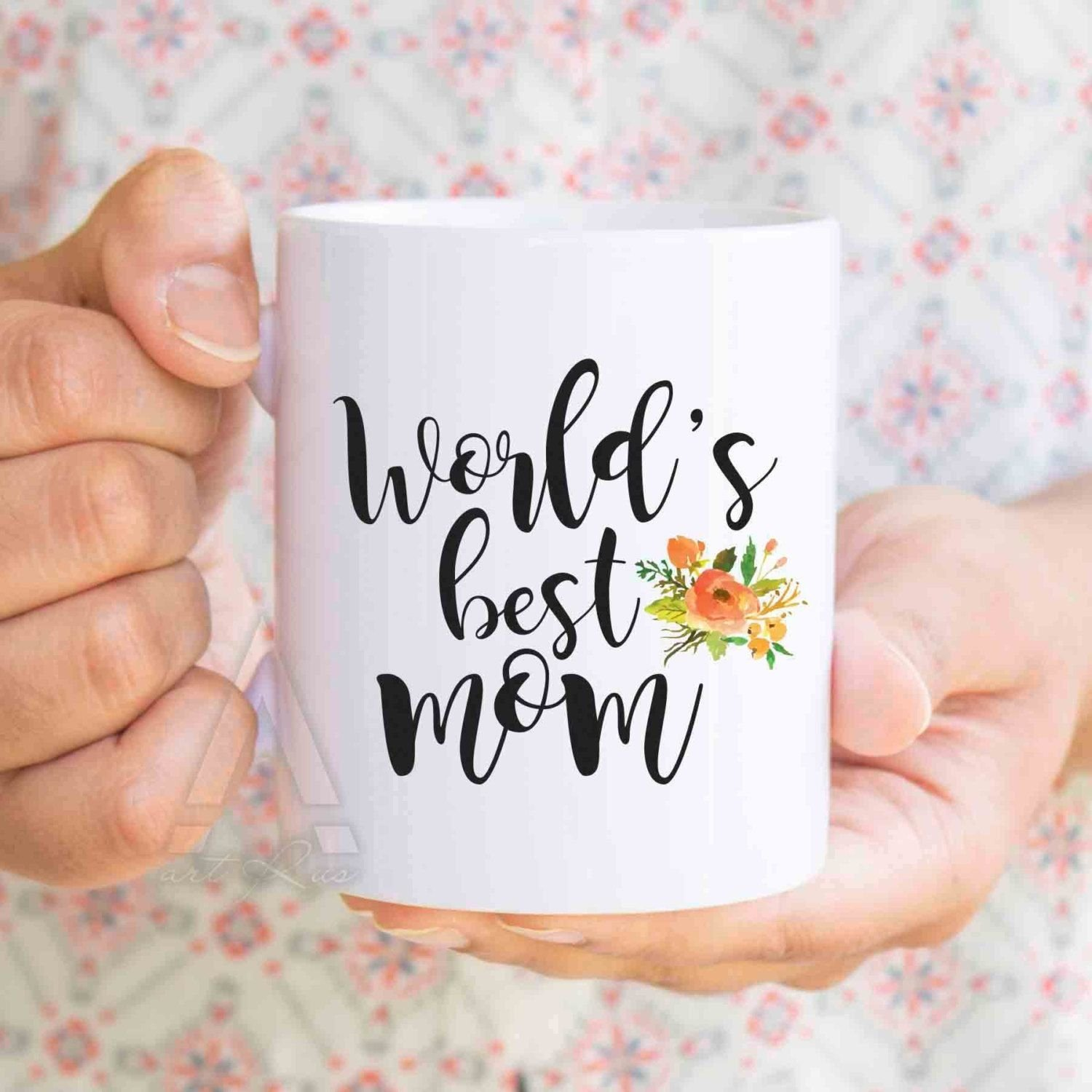 10 Gorgeous Christmas Gift Ideas For Mom From Daughter christmas gifts for mom worlds best mom coffee mug mom birthday 1 2020