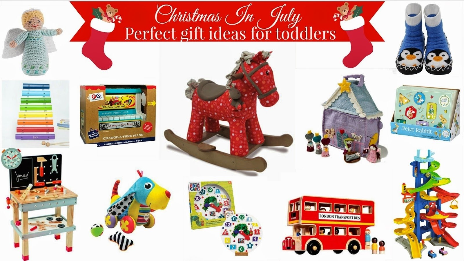 10 Gorgeous Christmas Gift Ideas For Toddlers christmas in july perfect gift ideas for toddlers e299a5 dolly dowsie 1 2021