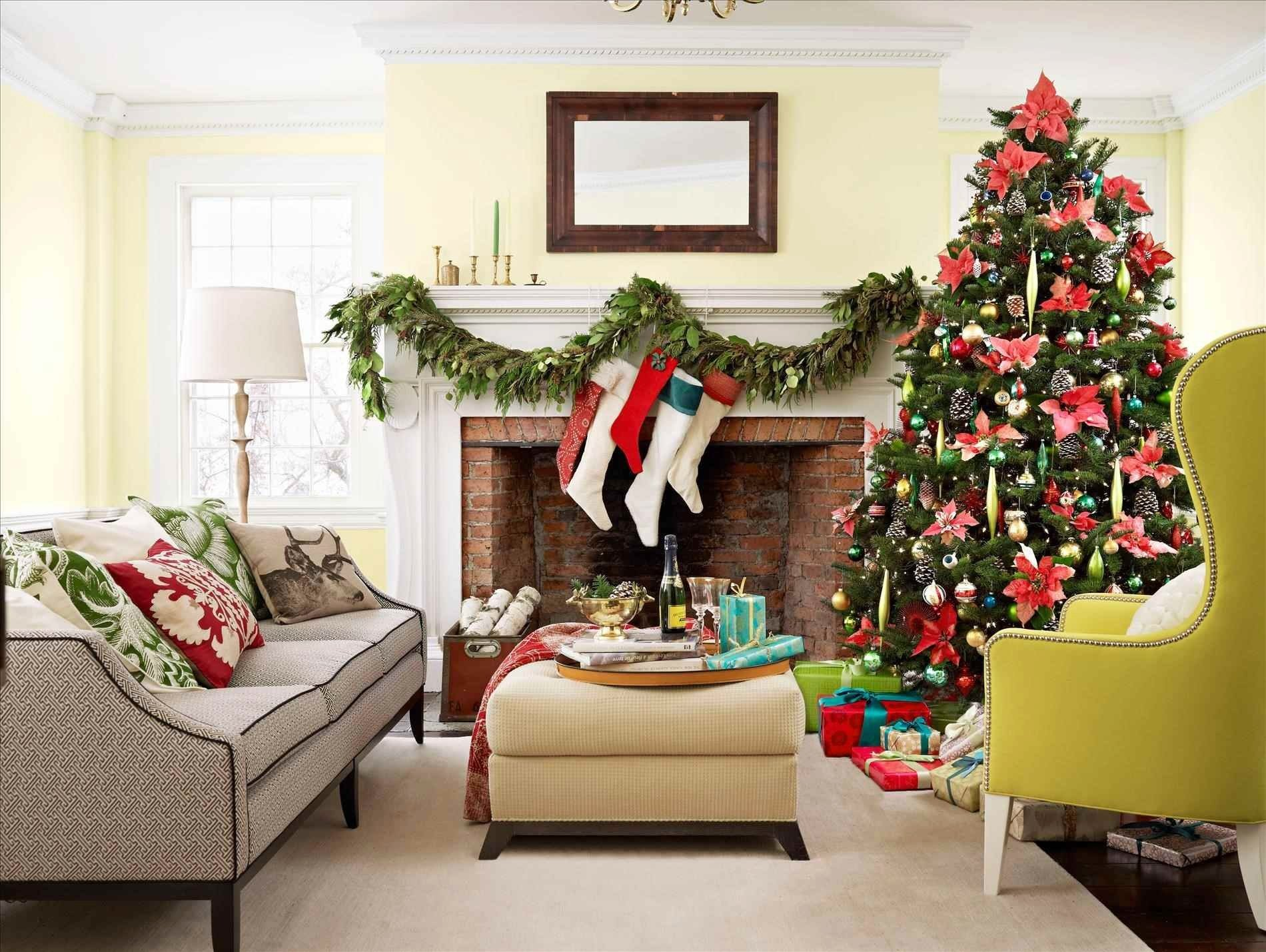 10 Stylish Christmas Living Room Decorating Ideas christmas living room decor bring the christmas joy into our